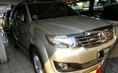 Jual mobil Toyota Fortuner G 2012 terawat di DKI Jakarta
