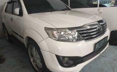 Jual mobil Toyota Fortuner G TRD 2012 bekas, DIY Yogyakarta