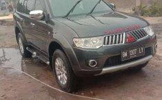 Riau, Mitsubishi Pajero Sport Exceed 2012 kondisi terawat