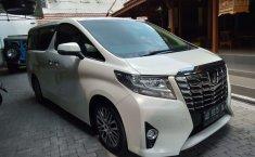 Jual mobil Toyota Alphard G ATPM 2017 terbaik di DIY Yogyakarta