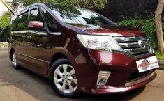Jual mobil Nissan Serena Highway Star 2013 dengan harga terjangkau di Banten