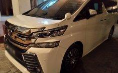 Dijual mobil Toyota Vellfire ZG Audioless 2016 harga murah, DI Yogyakarta