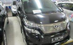 Mobil bekas Toyota Vellfire Z 2010 dijual, DKI Jakarta