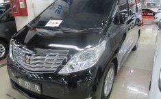 Jual cepat mobil Toyota Alphard G S C Package 2011 di DKI Jakarta