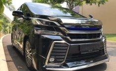 Jual Toyota Vellfire ZG 2015 harga murah di Banten
