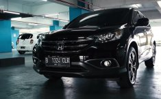 Review Honda CR-V 2.4 Prestige 2013: Dengan Hanya Rp. 200 Jutaan, Anda Bisa Peroleh SUV Flagship Honda
