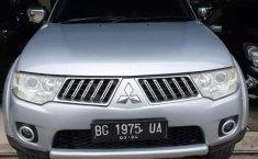 Jual cepat Mitsubishi Pajero Sport Exceed 2010 di Sumatra Selatan
