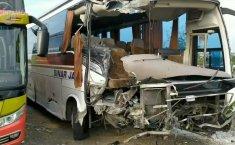 Kabar Buruk, 3 Kecelakaan Terjadi di Jalan Tol RI Tiap Hari