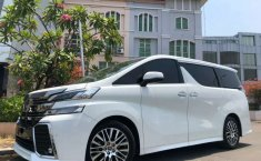 Mobil Toyota Vellfire 2015 ZG dijual, Banten
