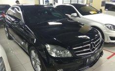 Jual mobil Mercedes-Benz C-Class 250 2010 murah di DKI Jakarta