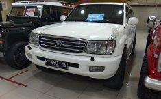 Jual cepat Toyota Land Cruiser 4.2 VX 2002 di DKI Jakarta