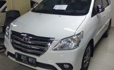Jual mobil Toyota Kijang Innova 2.5 G 2015 bekas di DKI Jakarta