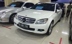 Dijual mobil bekas Mercedes-Benz C-Class 250 2010, DKI Jakarta