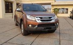 Dijual mobil bekas Isuzu MU-X 2.5 2015, DKI Jakarta