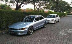 Jual mobil bekas murah Mitsubishi Galant V6-24 2002 di Banten