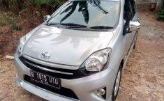 Mobil Toyota Agya 2016 TRD Sportivo terbaik di DKI Jakarta