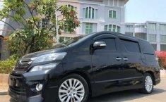 Jual Toyota Vellfire ZG 2013 harga murah di Banten