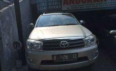 Toyota Fortuner 2009 Jawa Barat dijual dengan harga termurah