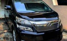 Jual cepat Toyota Vellfire X 2012 di DKI Jakarta