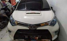 Jual Toyota Calya G 2017 harga murah di Sumatra Utara