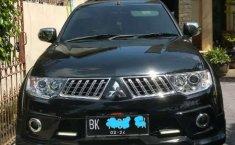 Jual Mitsubishi Pajero Sport GLS 2013 harga murah di Sumatra Utara