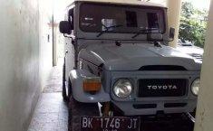Mobil Toyota Hardtop 1980 terbaik di Sumatra Utara