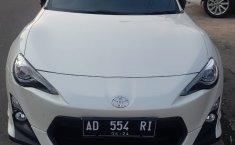 Mobil Toyota FT 86 TRD 2012 dijual, DIY Yogyakarta