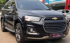 Dijual mobil bekas Chevrolet Captiva VCDI 2017, Banten