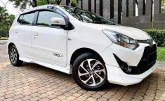 Dijual mobil bekas Toyota Agya TRD Sportivo 2019, Banten