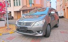 Jual cepat Toyota Kijang Innova 2.5 G 2013 bekas di DKI Jakarta