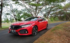 Review Honda Civic Hatchback 2017, Reinkarnasi Sang Legenda Civic Estilo
