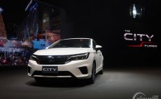 Review All New Honda City 2020: Evolusi sebuah sedan perkotaan