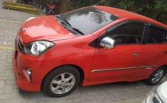 Mobil Toyota Agya 2015 TRD Sportivo dijual, DKI Jakarta