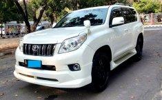Jual Toyota Land Cruiser Prado TX Limited AWD 4x4 AT Bensin 2010 bekas, DKI Jakarta