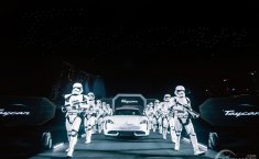 Libatkan Kreator Star Wars, Porsche Luncurkan All-New Taycan