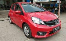 Dijual mobil bekas Honda Brio Satya E AT 2016, DKI Jakarta