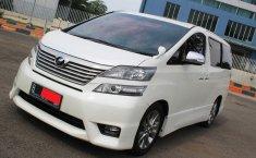 Jual mobil Toyota Vellfire Z Premium Sound 2011 terbaik di DKI Jakarta