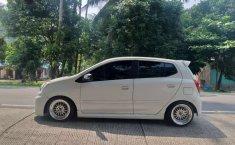 Sumatra Barat, jual mobil Daihatsu Ayla M Sporty 2016 dengan harga terjangkau