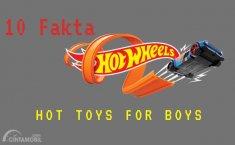 [INFOGRAFIK] 10 Fakta tentang Hot Wheels, Mainannya Pecinta Otomotif