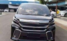 Jual mobil Toyota Vellfire ZG 2016 bekas, Banten