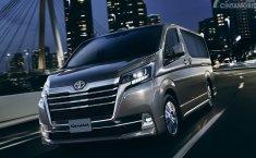 Jauh Lebih Mewah, Kembaran Toyota Hiace Resmi Dijual di Jepang