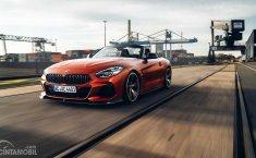 Tak Hanya Toyota Supra, AC Schnitzer Juga Kekarkan BMW Z4