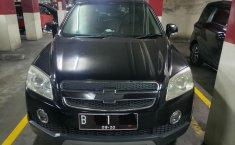 Jual mobil Chevrolet Captiva 2.4L FWD 2010 bekas di DKI Jakarta