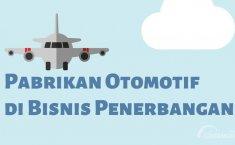 [INFOGRAFIK] 7 Perusahaan Otomotif yang Turut Masuk ke Industri Penerbangan
