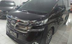Jual cepat mobil Vellfire G ATPM 2016 di DIY Yogyakarta