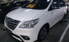 Jual cepat mobil Toyota Kijang Innova 2.5 G 2015 di DKI Jakarta