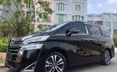 Jual mobil Toyota Vellfire 2.5 G ATPM 2018 murah di DKI Jakarta
