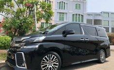 Jual mobil Toyota Vellfire 2.5 ZG CBU AUDIOLESS 2015 bekas, Banten