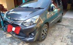 Mobil Toyota Agya 2017 G dijual, Banten