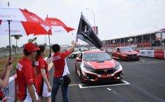 Honda Ajak Komunitas Civic Type R Jajal Sirkuit Jalan Raya Di Arena Bsd Grand Prix